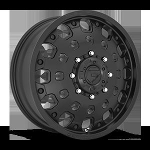 FF48D - Front Matte Black