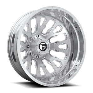 FF55D - Rear Brushed w/ Polish