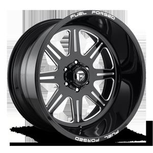 FF57 Gloss Black & Milled