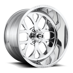 FF58 - 6 Lug Polished