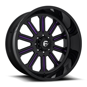 FF60 Gloss Black w/ Candy Purple