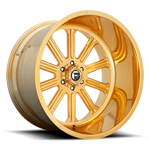 FF60 Transparent Gold