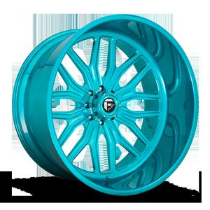 FF66 - 8 Lug Cortez Teal