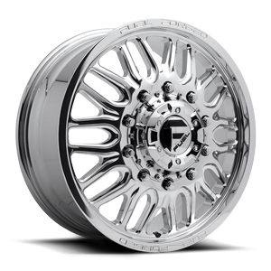 FF66D - 10 Lug Front Polished