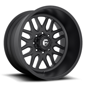 FF66D - Super Single Front Matte Black