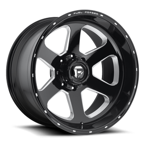 FFC27 | Concave Black w/ Brushed Windows