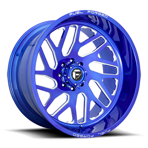 FFC29 | Concave Intense Blue Milled