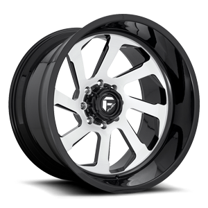 FFC39 | Concave Brushed w/ Gloss Black Windows