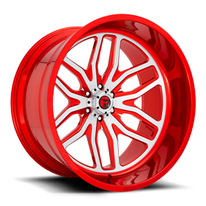 FFC66 | Concave Candy Red