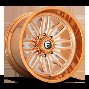 FFC66 | Concave 8 Lug Trans Copper II & Milled