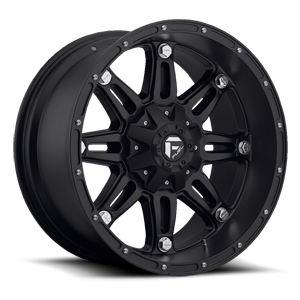 Hostage - D531 Matte Black