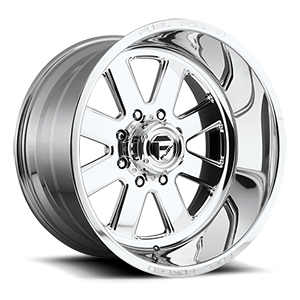 FF71 - 8 Lug Polished