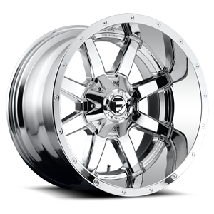 Maverick - D536 Chrome