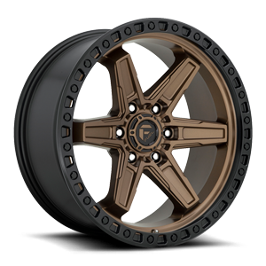 Kicker 6 - D699 20x9 ET1 | Bronze Center w/ Black Lip