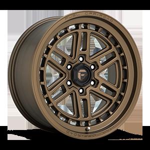 Nitro 6 - D669 20x9 | Bronze