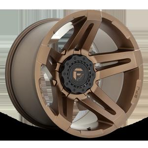 SFJ - D765 Matte Bronze