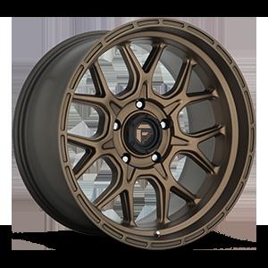 Tech - D671 20x10 | Bronze