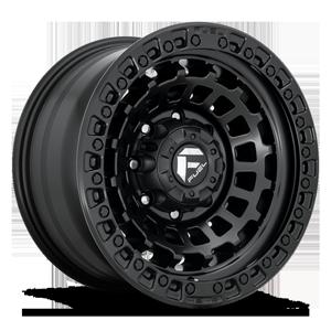 Zephyr - D633 [Truck] Matte Black