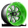 FF12 Green with Black Windows