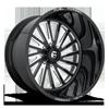FF16 Gloss Black & Milled