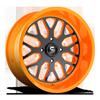 FF19 - UTV Gloss Black Face | Orange