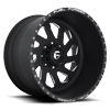 FF39D - 8 Lug Front Super Single Matte Black & Milled