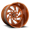 FF40 - 5 LUG Brushed Candy Copper
