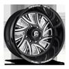 FF41 Gloss Black & Milled