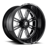 FF54-8 Gloss Black & Milled