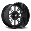 FF60 Gloss Black & Milled