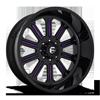 FF60 Gloss Black w/ Candy Purple