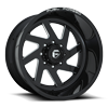 FF65 Gloss Black & Milled
