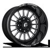 FF75 Gloss Black & Milled