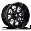 FF78 Gloss Black & Milled