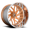 FFC29 | Concave Rose Gold