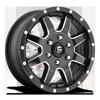 Maverick - D538 Sprinter Black & Milled 16x6.5