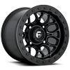 Tech - D916 Beadlock 15x10 | Black Center w/ Black Beadlock
