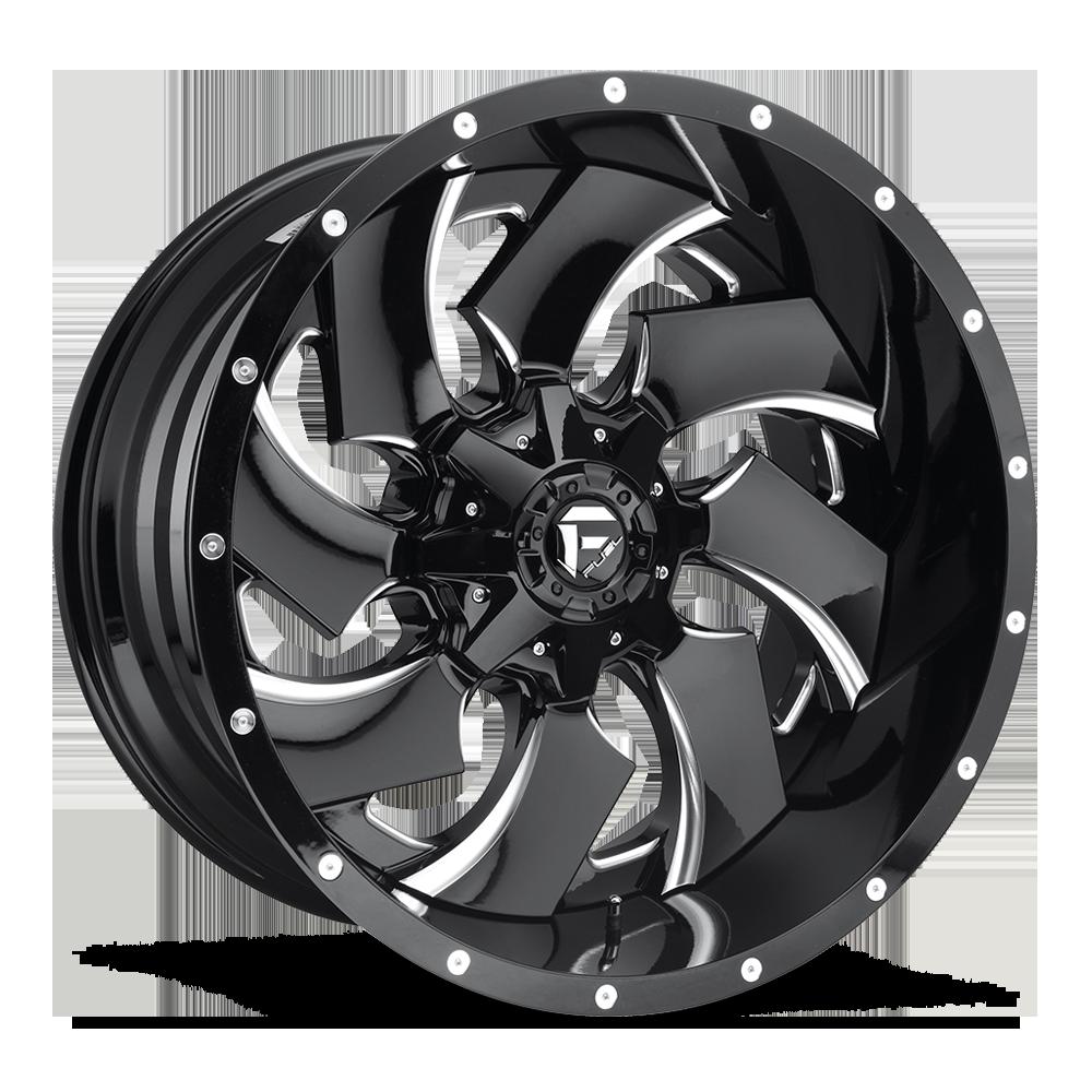 cleaver d239 fuel off road wheels 2nd Gen Dodge Dually cleaver d239