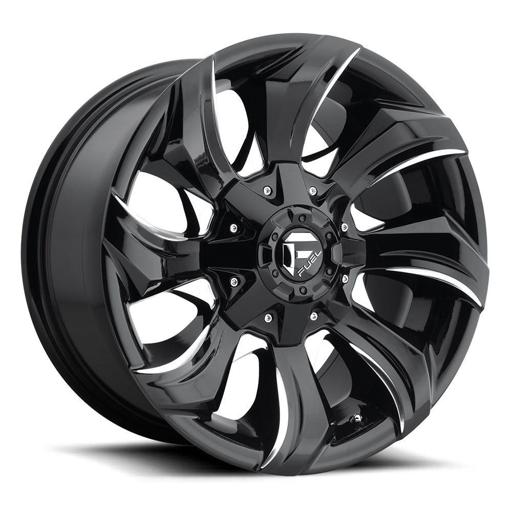Stryker - D571 - Fuel Off-Road Wheels