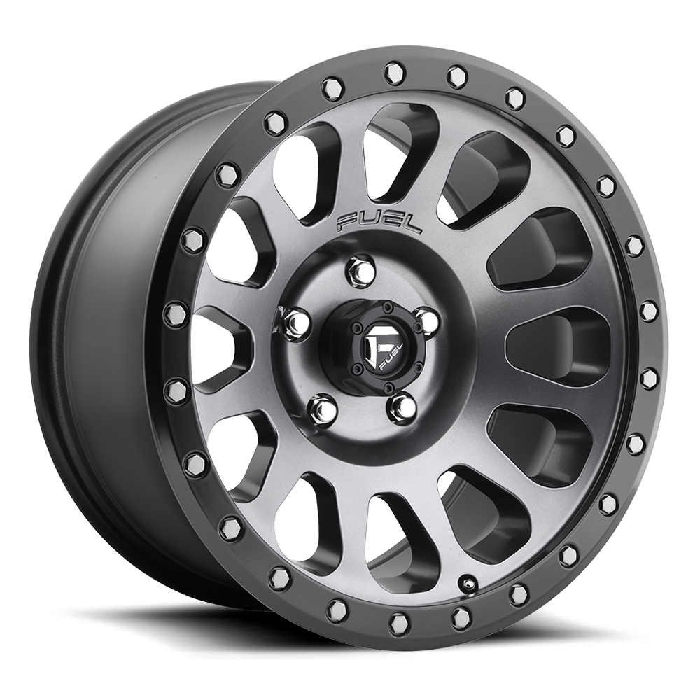 Vector D601 Fuel Off Road Wheels