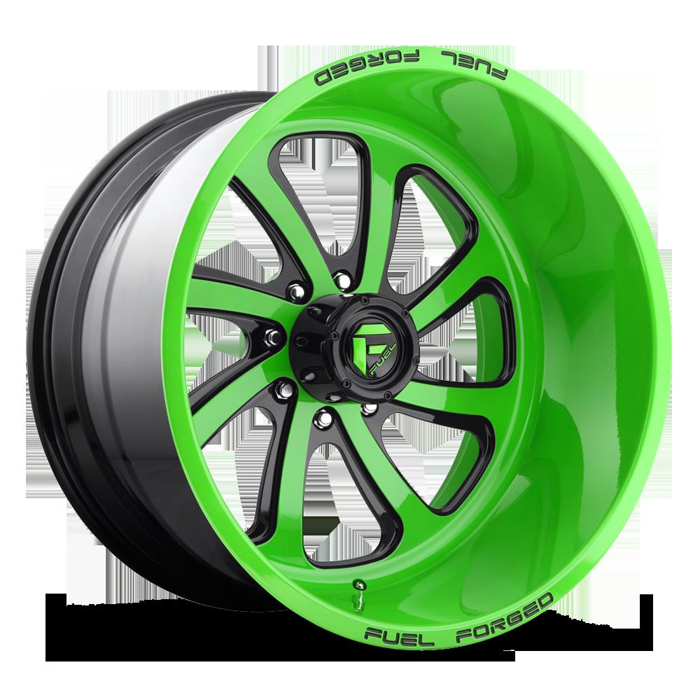Ford Dually Rims >> FF12 - Fuel Off-Road Wheels