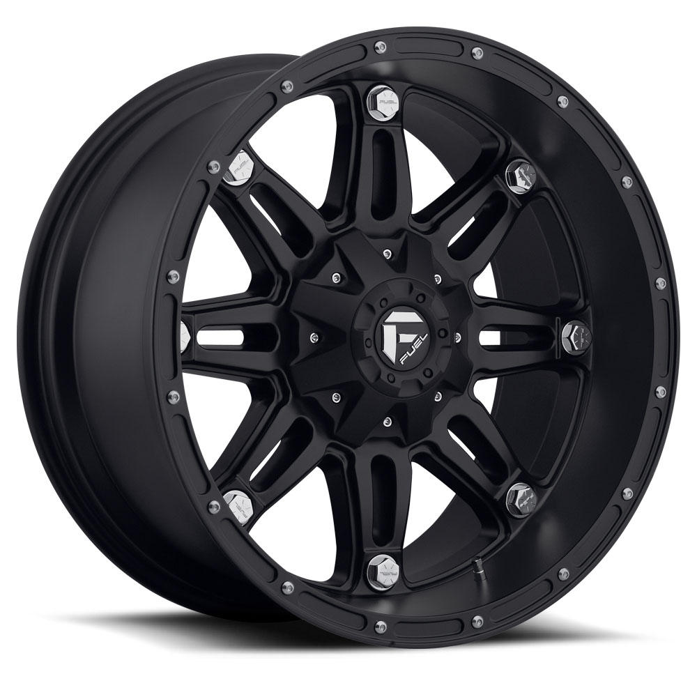 Hostage D531 Fuel Off Road Wheels