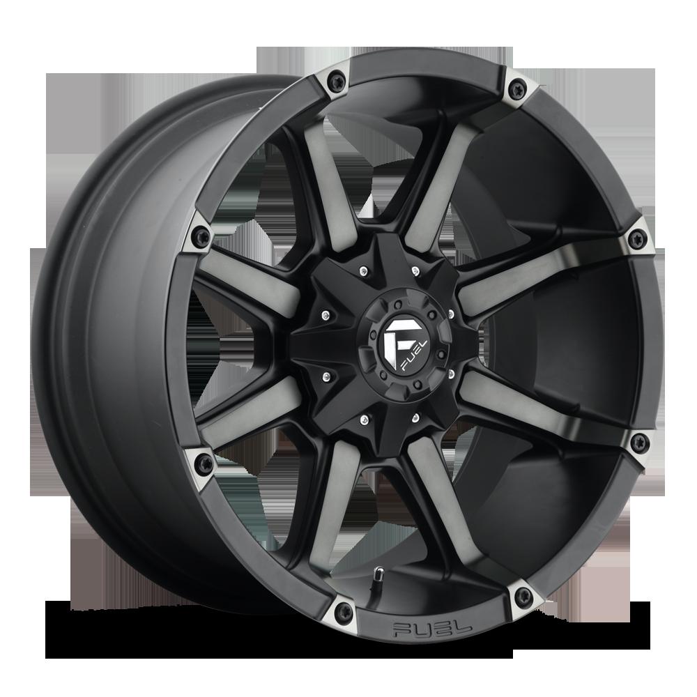 Coupler - D556 - Fuel Off-Road Wheels