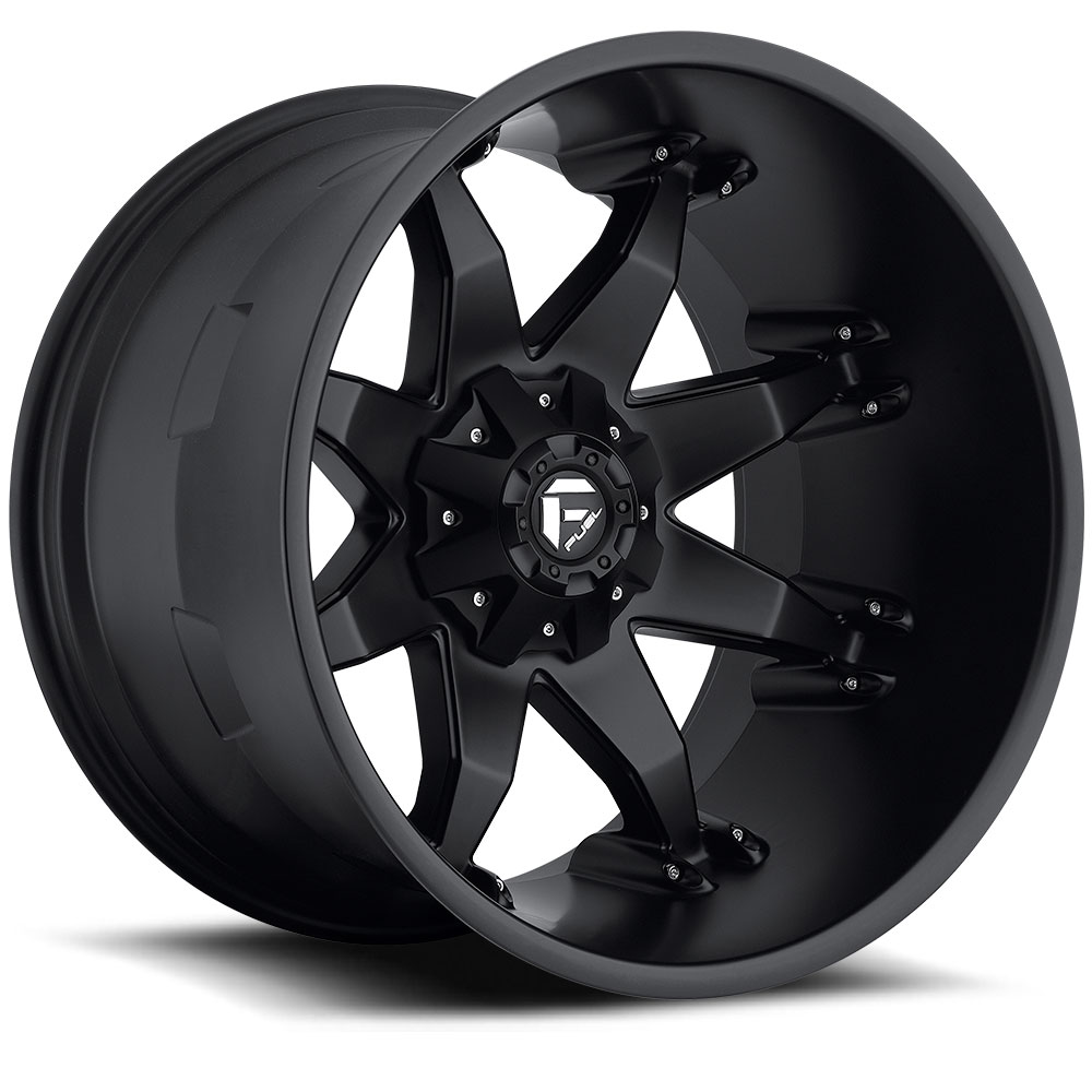 Octane - D509 - Fuel Off-Road Wheels