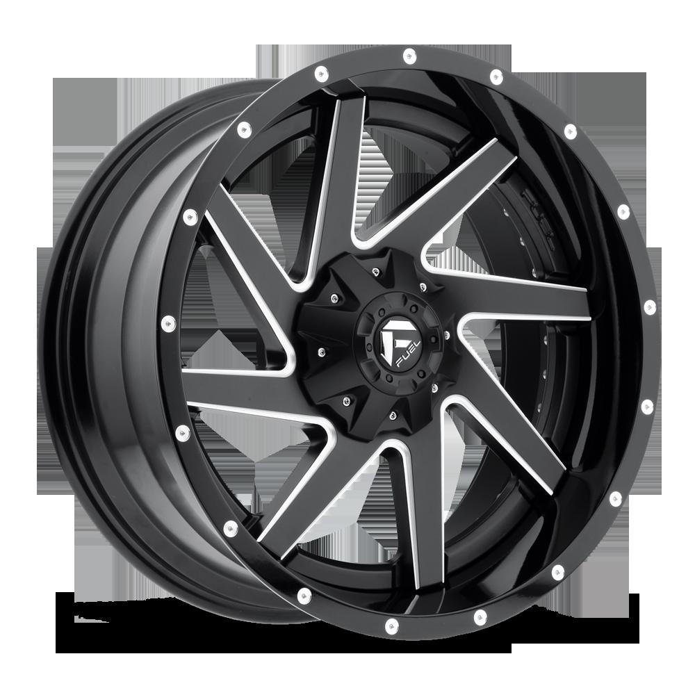Renegade - D265 - Fuel Off-Road Wheels