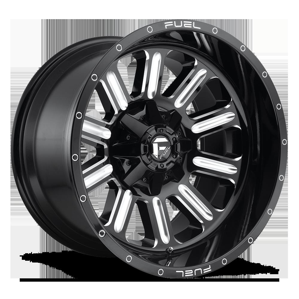 2019 Collection Hardline - D620 - Fuel Off-Road Wheels