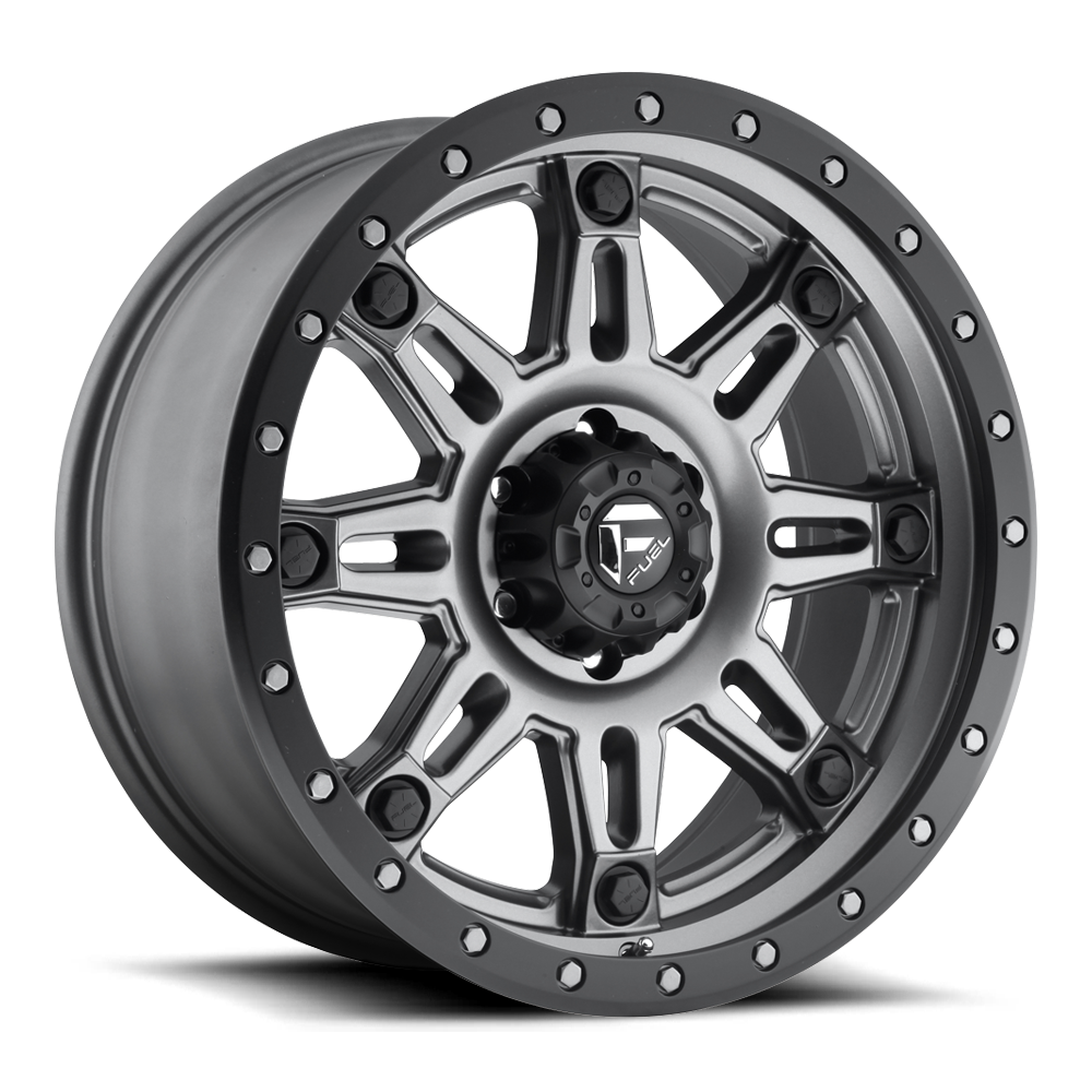 Hostage III - D568 - Fuel Off-Road Wheels