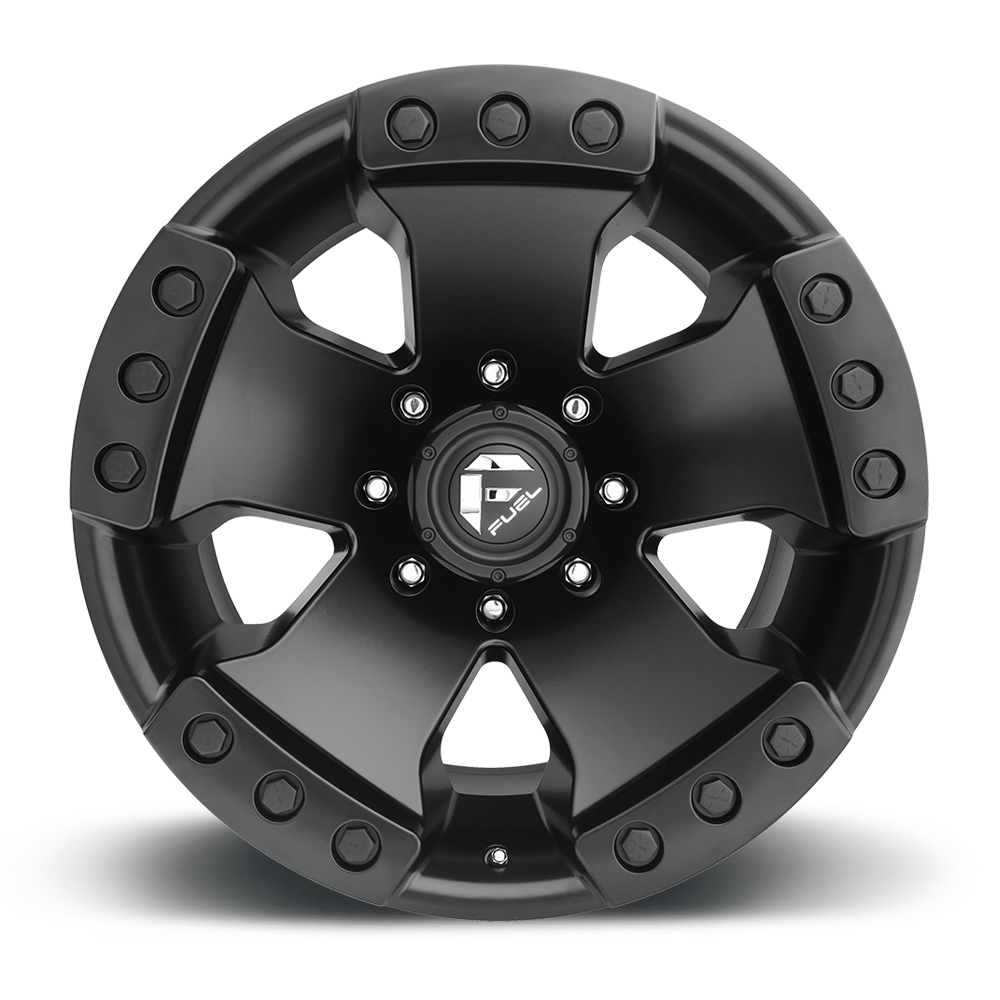 Monsta - D577 - Fuel Off-Road Wheels