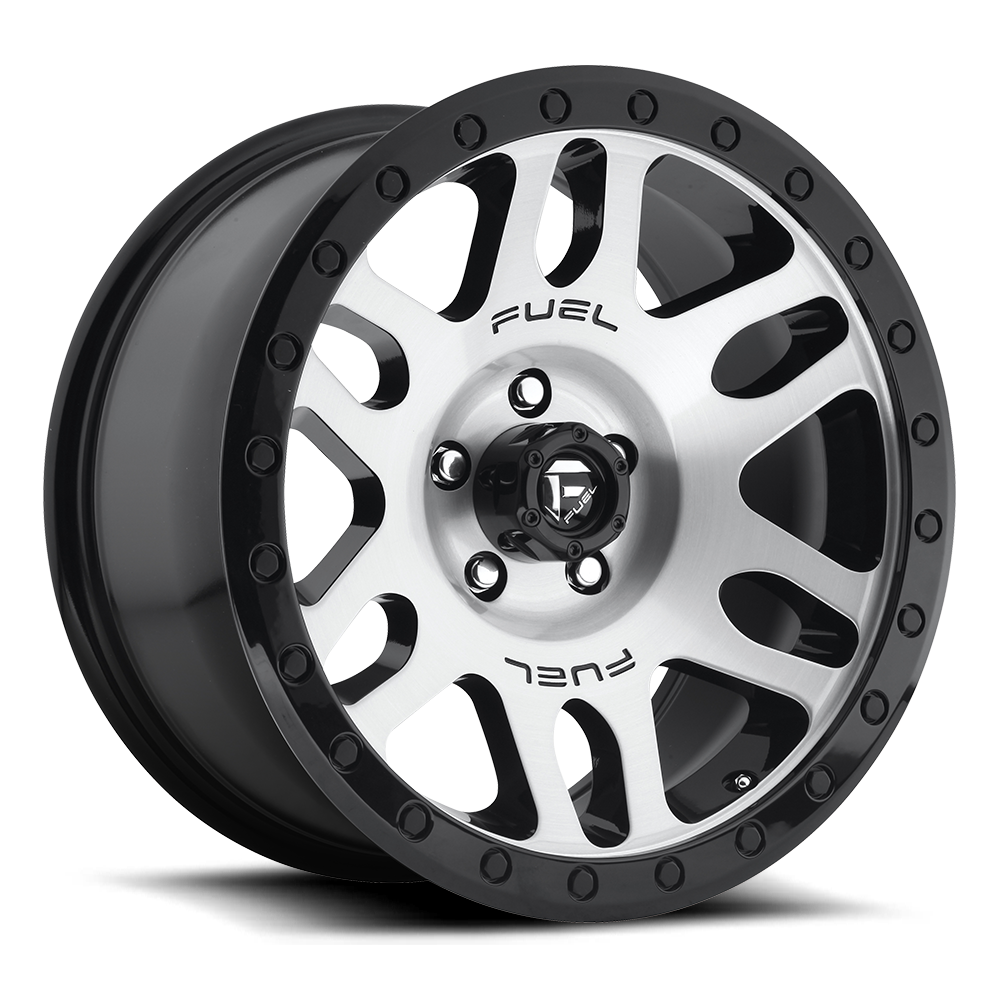 Recoil D585 Fuel Off Road Wheels