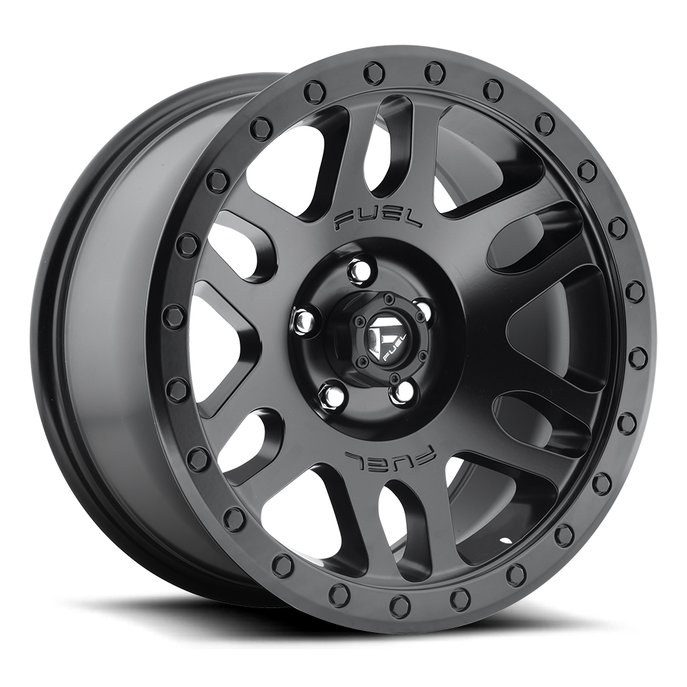 Toyota Dually Truck Recoil - D584 - Fuel Off-Road Wheels